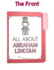 Interactive Fact Folder - Abraham Lincoln
