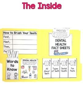 Interactive Fact Folder - Dental Health