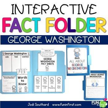 Interactive Fact Folder - George Washington