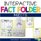 Interactive Fact Folder - Insects