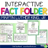 Interactive Fact Folder - Martin Luther King, Jr.