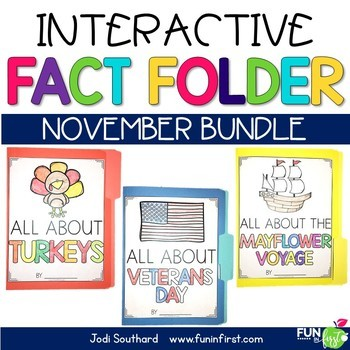 Veterans day teaching resources teachers pay teachers interactive fact folder november bundle veterans day turkeys the mayflower fandeluxe Image collections