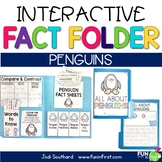 Interactive Fact Folder - Penguins
