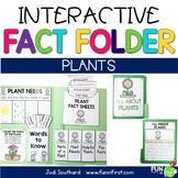 Interactive Fact Folder - Plants