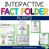 Interactive Fact Folder - Plants
