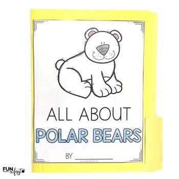 Interactive Fact Folder - Polar Bears