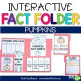 Interactive Fact Folder - Pumpkins