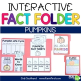 Interactive Fact Folder - Pumpkins