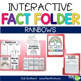 Interactive Fact Folder - Rainbows