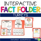 Interactive Fact Folder - Turkeys