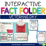 Interactive Fact Folder - Veterans Day