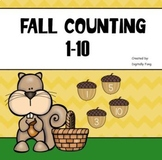 Interactive Fall Counting 1-10