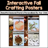 Interactive Fall Crafting Posters