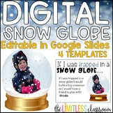 Interactive Falling Snow Google Slides If I was trapped in