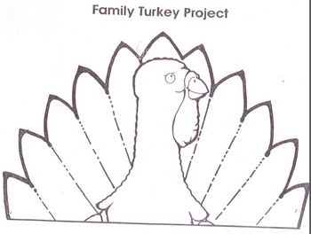 Interactive Family Turkey Project