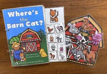 Interactive Farm Book BUNDLE
