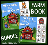 Interactive Farm Book BUNDLE