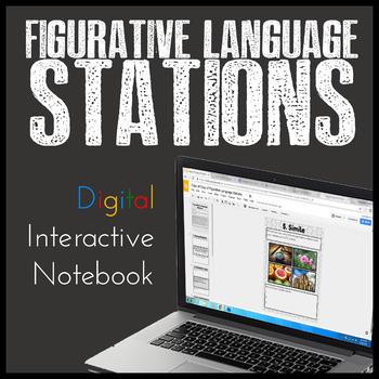 Interactive Figurative Language Stations