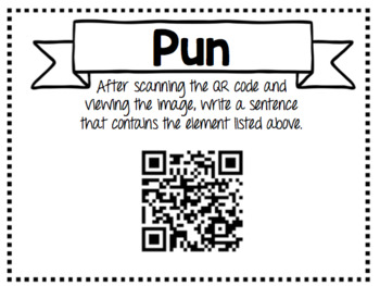 Interactive Figurative Language Task Cards