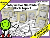 Interactive File-Folder Book Report (perfect for Gr. 3-5, ELL/ESL, Homeschool)