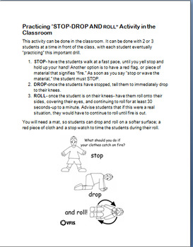 """Interactive """"First Aid-Emergency"""" Activities and instructions-5 class activities"""