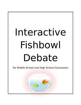Interactive Fishbowl Debate: Any Topic