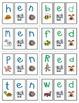 "PHONICS Interactive Segmenting Flashcards (CVC Short ""E"") ""Mystery Words"""