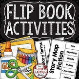 Interactive Flip Book Activities [Grammar, Reading & Poetry Activities]