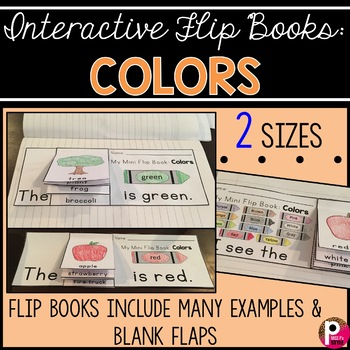 Color Flip Books