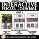 Interactive Focus Journal: Bundle & Save
