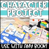 Creative Book Report Character Project