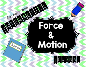 Interactive Force & Motion Journal