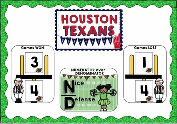 Football Fractions