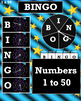 Smart Notebook French BINGO Numbers 1 to 50