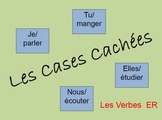 """Interactive French """"ER"""" Verb Activity (Powerpoint)"""