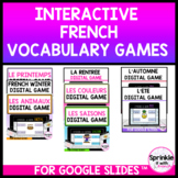 Interactive French Games Bundle