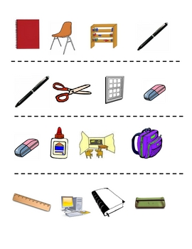 Interactive French Speaking Activity with Classroom Vocabulary