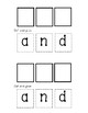 Interactive Fry Sight Word Little Readers {50 Little Reader Books}
