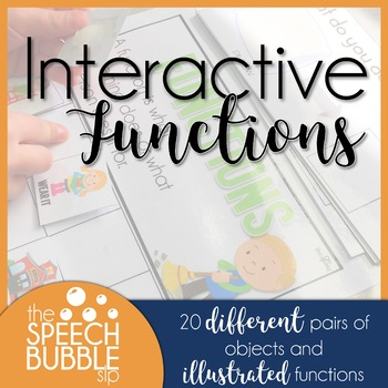 Interactive Functions