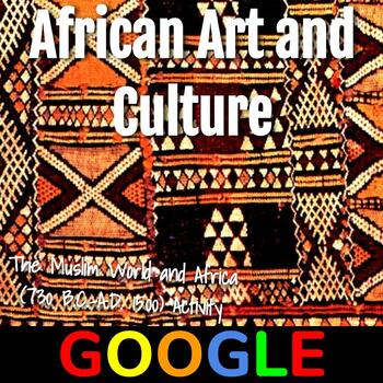 Interactive Gallery: African Art and Culture
