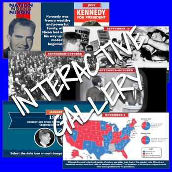 Interactive Gallery: Election of 1960