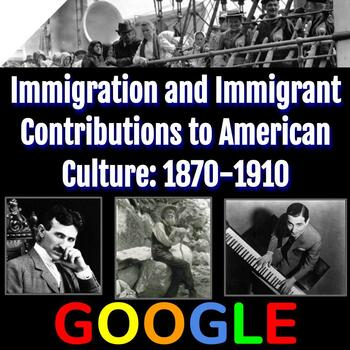 Interactive Gallery: Immigration and Immigrant Contributions to American Culture