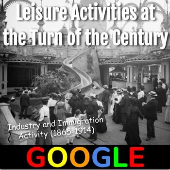 Interactive Gallery: Leisure Activities at the Turn of the Century
