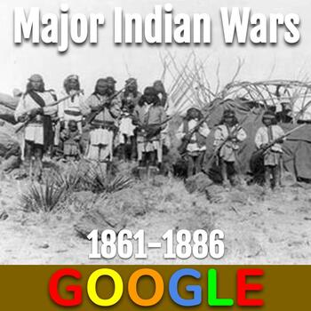 Interactive Gallery: Major Indian Wars (1861-1886) with Google Form