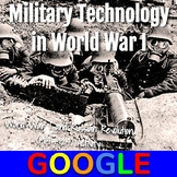 Interactive Gallery: Military Technology in World War I