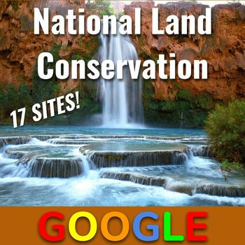 Interactive Map: National Land Conservation
