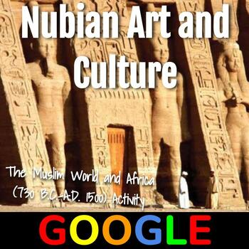 Interactive Gallery: Nubian Art and Culture