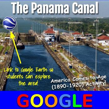 Interactive Gallery: The Panama Canal