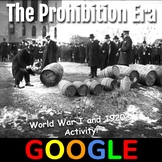 Interactive Gallery: The Prohibition Era