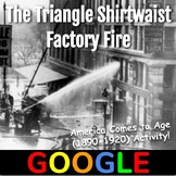 Interactive Gallery: The Triangle Shirtwaist Factory Fire